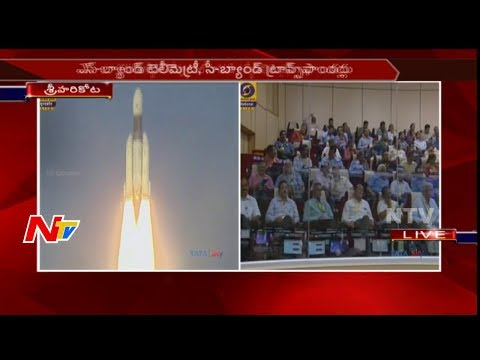 ISRO Successfully launches GSLV Mk-III D1 Rocket || Sriharikota || NTV