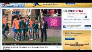 Mexico Vs. Brazil, 2012 Olympics: Final Score 2-1 In Favor Of El Tri, Who Win First Ever Gold