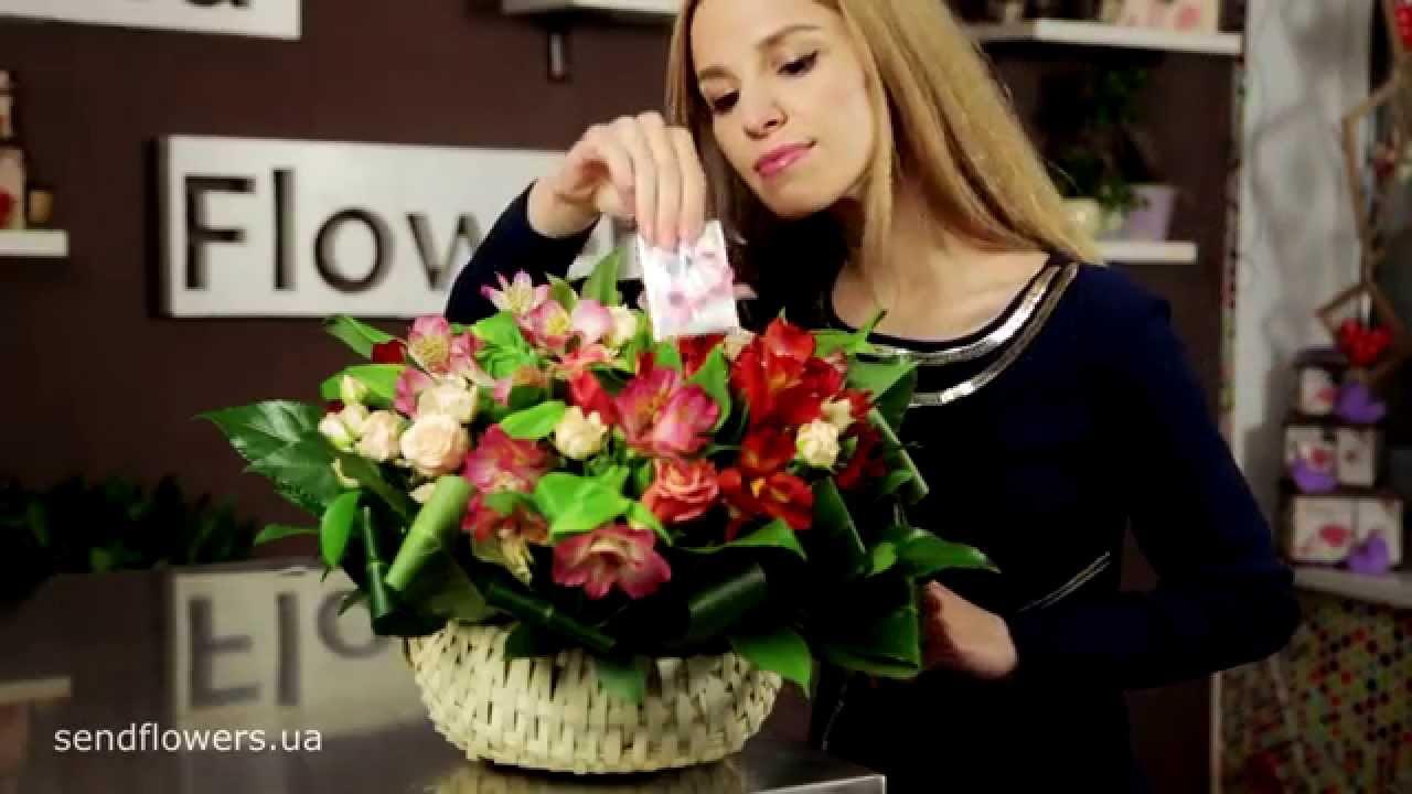 Заказ цветов онлайн с доставкой купить живые цветы в алматы