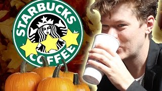Coffee Expert Reviews Pumpkin Spice Lattes