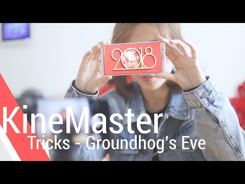 Groundhog's Eve - KineMaster Tricks