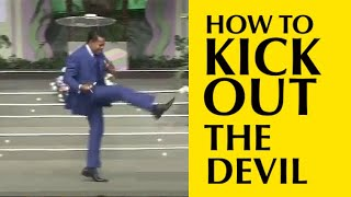 Pastor Chris:: How to Kick Out the devil