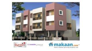 Chandra Pushpanjali, Kovur, Chennai   Residential Apartments