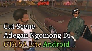 Cara Perbaiki Adegan Cutscene Pas Misi Di GTA SA Lite Android