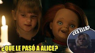 MISTERIO: ¿Que le pasó a la NIÑA llamada ALICE en EL CULTO DE CHUCKY?
