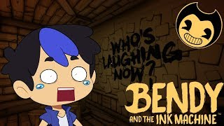 EVIL CARTOONS?! - Bendy and the Ink Machine Stream #1