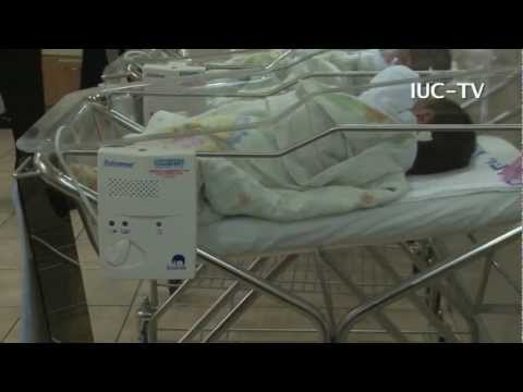 Babysense Breathing Movement Monitor by IUC-TV