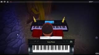 Rhyme D'un Aure Ete - Amélie von: Yann Tiersen auf einem ROBLOX Klavier. [Überarbeitet]