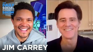 "Jim Carrey - ""Memoirs and Misinformation"" & Examining Persona 