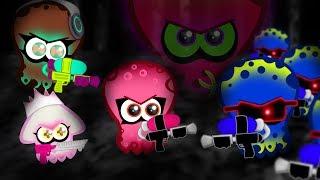 Agent 8 In Die Schlacht! Splatalkies: Die Jagd nach Octavio | Splatoon 2 Animation