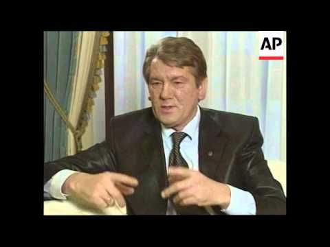 Yushchenko confirms Ukr troops to leave Iraq by end of year