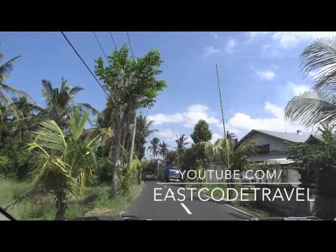Driving From Ubud To Denpasar Bali Island, Indonesia
