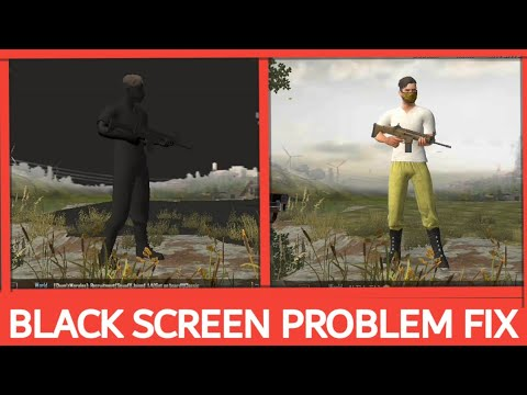 Black Screen Problem Fix | With Prof | This Trick Is Very Easy | PUBG  Mobile LITE