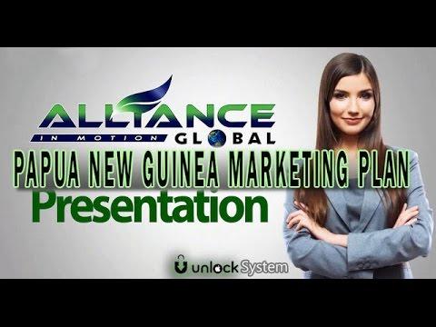 AIM WORLD   PAPUA NEW GUINEA  MARKETING PLAN