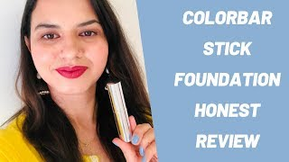 COLORBAR FULL COVER MAKE UP STICK REVIEW amp DEMO WORTH THE MONEY OR NOT