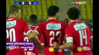 تسديدات عبد الله السعيد والتعادل السلبي في أول 25 دقيقة بين الأهلي وطنطا.. 'فيديو'