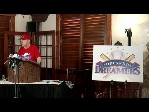 None - Orlando Magic Co-Founder Announces Effort to Bring MLB Team to Orlando