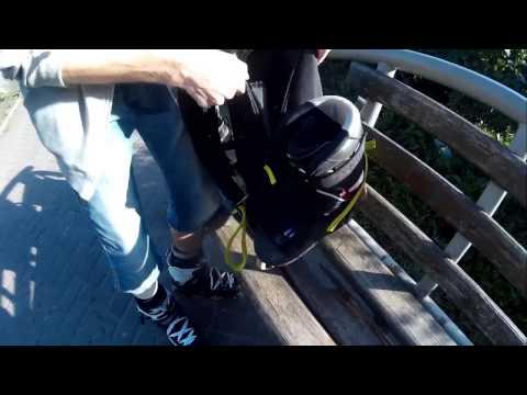 Обзор Рюкзака K2 X Training [Роллеры Томска]