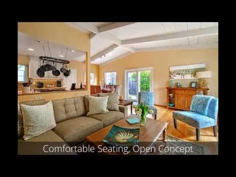 Seaside Sanctuary in the Pines, Pacific Grove, California Vacation Rental (3648)