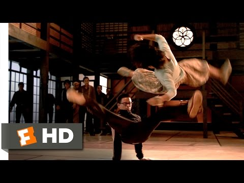 Chocolate (2008) - Autistic Fight Scene (8/10) | Movieclips
