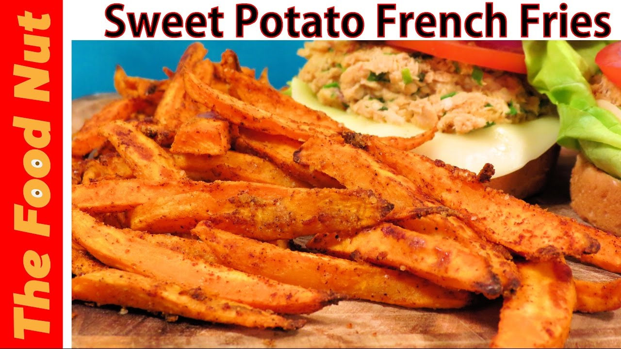 how to make sweet potato fries in convection oven