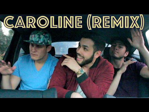 Amine - Caroline | Remix by The Natural