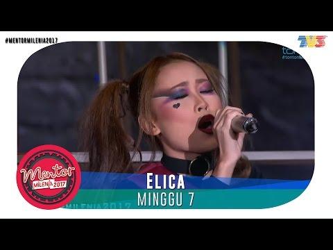 #MentorMilenia2017 | Minggu 7 | Elica