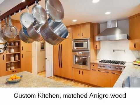 Bay Area Custom Kitchen Makeovers - custom kitchen design