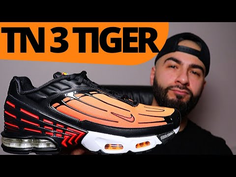 BETTER THAN THE OG? Nike TN AIR MAX PLUS 3 TIGER / PIMENTO Review