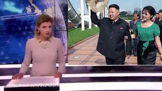 Слава Северной Кореи! Корейцы поздравляют Порошенко - отца нации!