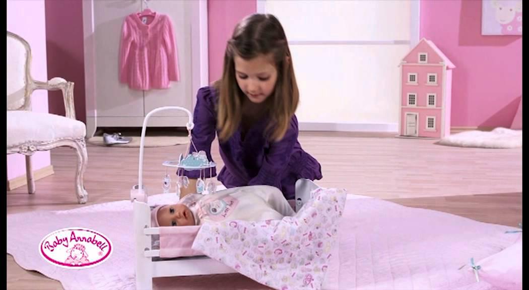 ZAPF Baby Annabell - YouTube