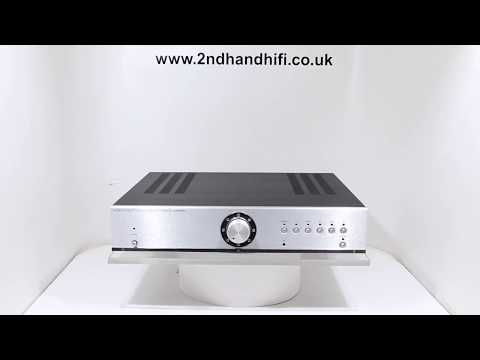 Musical Fidelity A3 Integrated