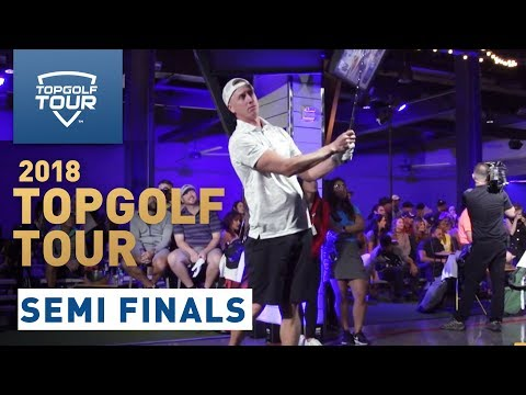 2018 Topgolf Tour | Semi Finals | Topgolf