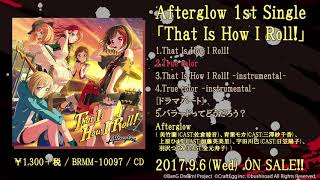 Afterglow - True color