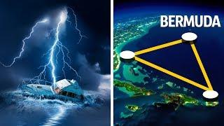 5 Schaurige Geheimnisse des Bermuda-Dreiecks