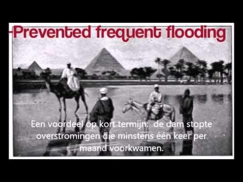 ondertiteling Aswan Dam
