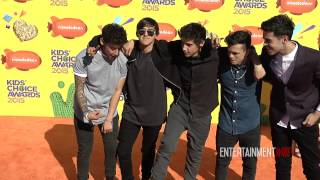 'The Janoskians' so Hilarious at Nickelodeon's 28th Annual Kids' Choice Awards Orange Carpet