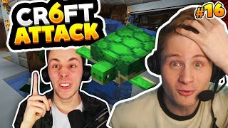 REWIS RACHE an uns!   Minecraft CRAFT ATTACK 6 #16   Kati & Dner