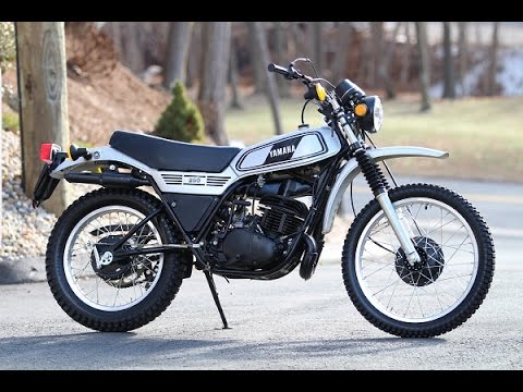 1978 yamaha dt250 enduro gorgeous unrestored original. Black Bedroom Furniture Sets. Home Design Ideas