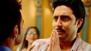 Bol Bachchan english subtitle Funny scene - Ajay Devgn - Abhishek Bachan