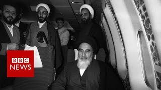 Why events in Iran 40 years ago matter - BBC News