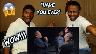 Have You Ever? - Brandy cover by Matt Bloyd, Mario Jose, and Vincint Cannady (REACTION)