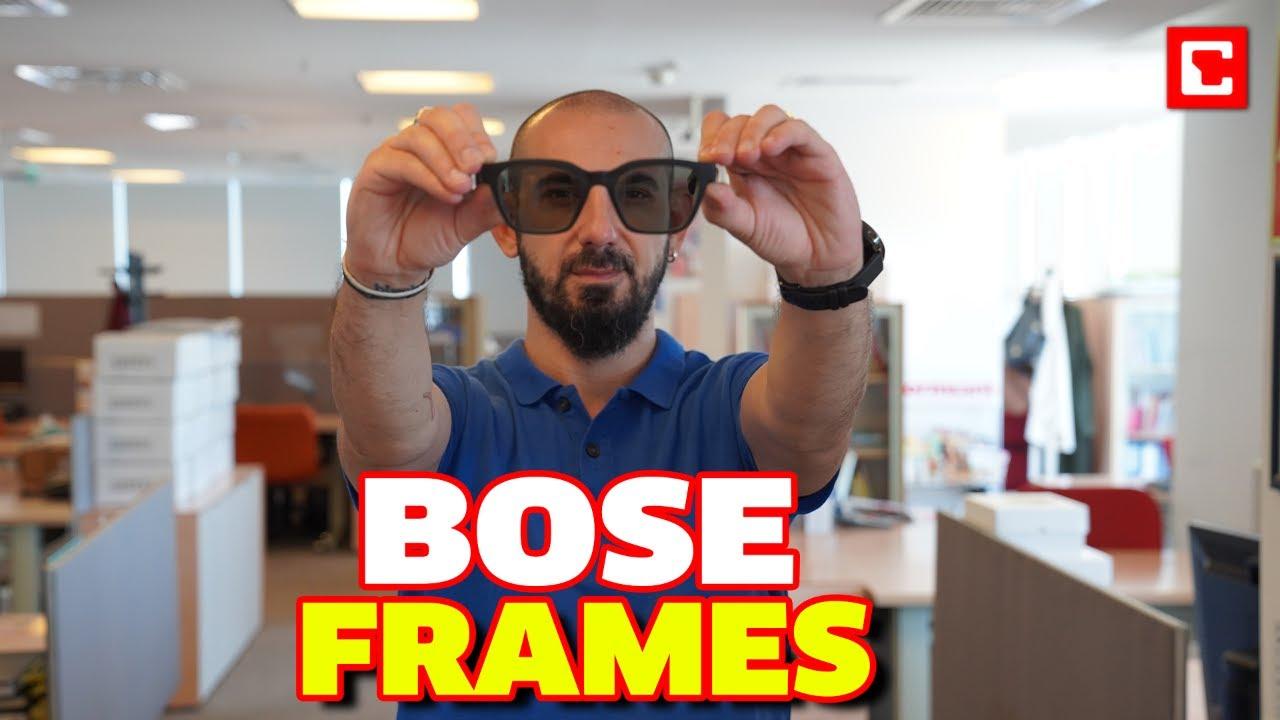 Hayata Fon Müziği Katan Gözlük: Bose Frames İncelemesi!