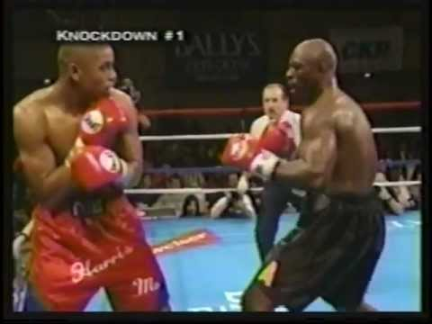 Derrick Jefferson vs Maurice Harris