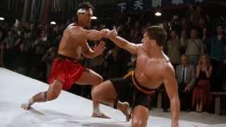 Bloodsport 1988 -  Best Scene - The Last Fight HD 1080