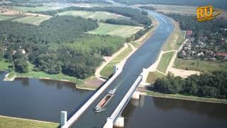 Фактомания 42 й выпуск - Водные мосты(Видео телеканала