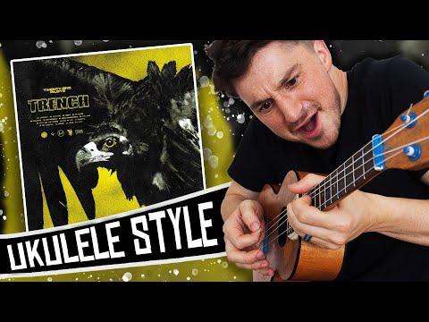 Twenty One Pilots Ukulele Style - Trench ( FULL ALBUM )
