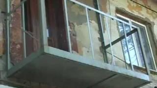 В одном из жилых домов обрушился балкон.(С годами ничего не приобретает более новый вид. Процессы старения закономерны для человеческого организма...., 2011-06-17T12:39:01.000Z)
