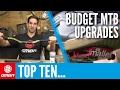 watch he video of Top 10 Budget Mountain Bike Upgrades