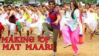 Repeat youtube video Making Of (Mat Maari) | R...Rajkumar | SonakShi Sinha & Shahid Kapoor